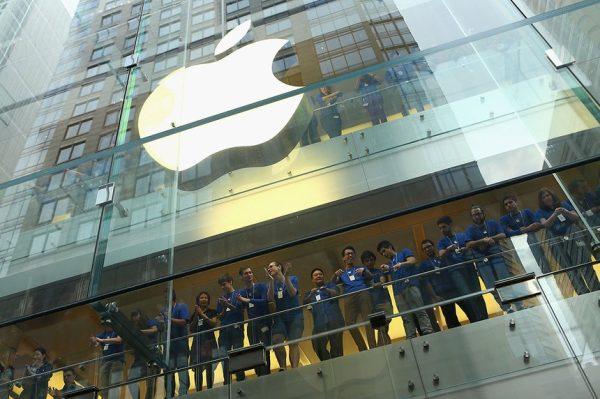 Apple Angajati
