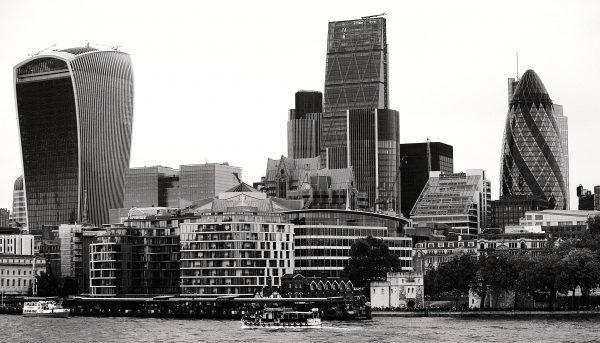 london, skyscrapers, architecture