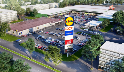 Retail Park Romania