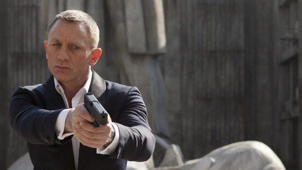 Skyfall Daniel Craig James Bond 007 Thriller Spy Action Film Movie Review 2015 Spectre Ralph Fiennes Javier Bardem Naomi Harris