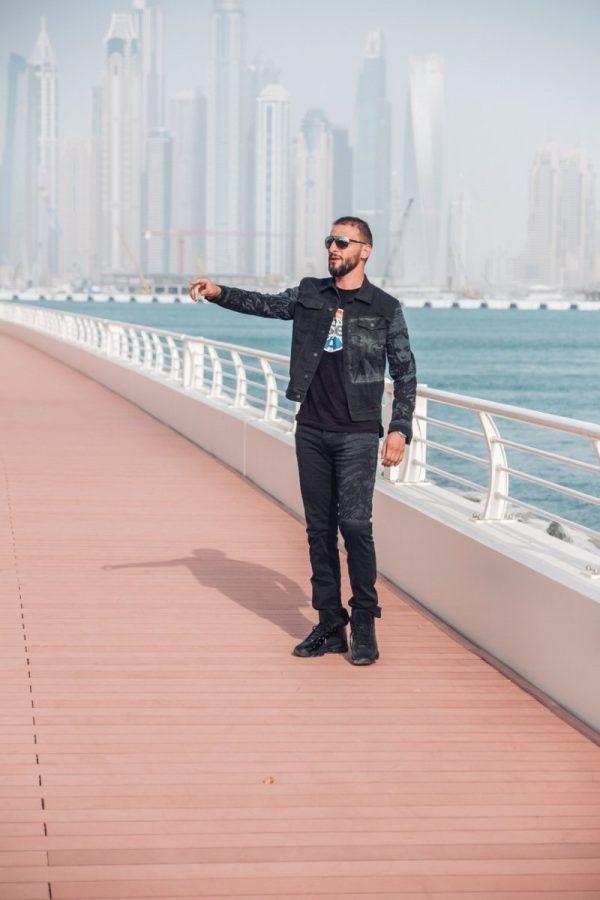 Stefan Mandachi Dubai