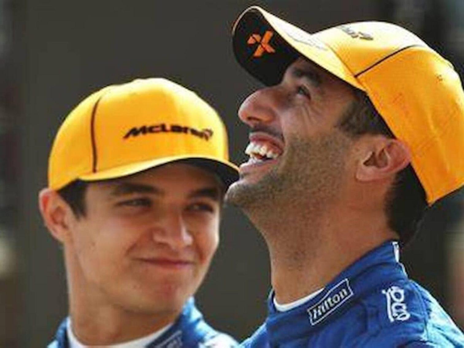 Lando Norris On Daniel Ricciardo 1 1200x900