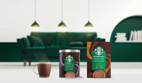 Starbucks Nestle