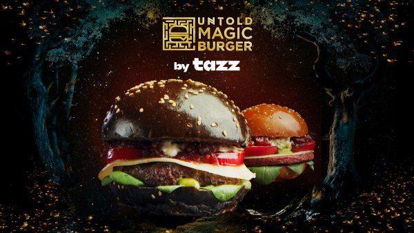 Untold Magic Burger By Tazz