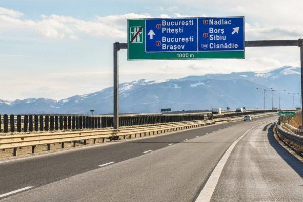 Autostrada Sibiu Pitesti