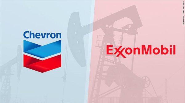 Chevron Exxon