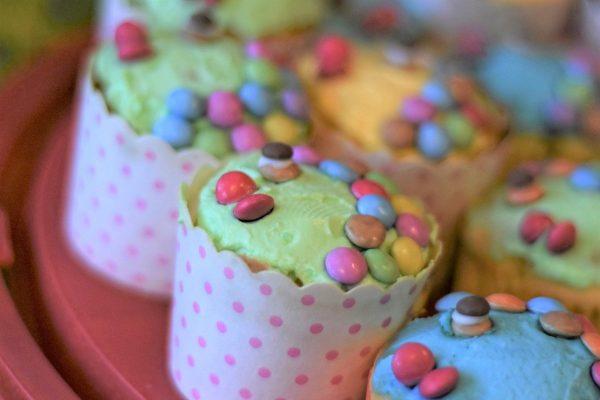 cupcake, muffin, cakes