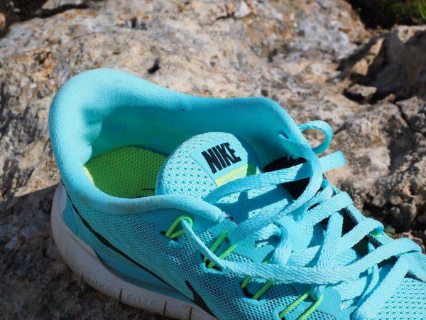 laces, shoe, sports shoe