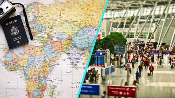 Lista Zona Verde Calatorie Aeroport