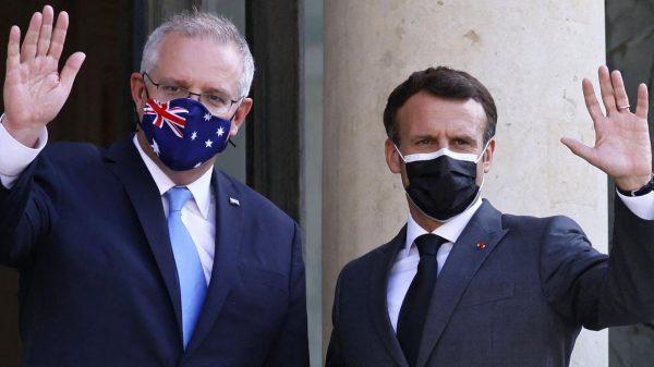 Macron Morrison