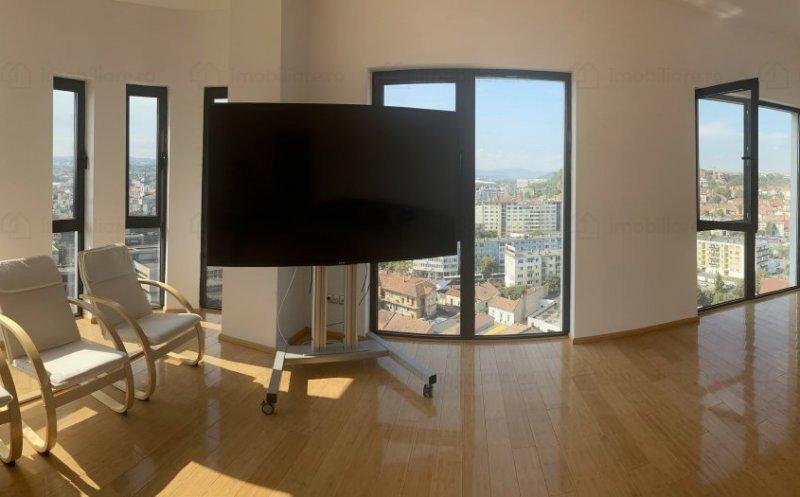 Penthouse Cluj1