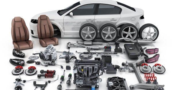 Automobile Spare Parts Business