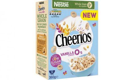 Cheerios Vanilla Os