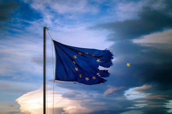 European Union Flag 600x400