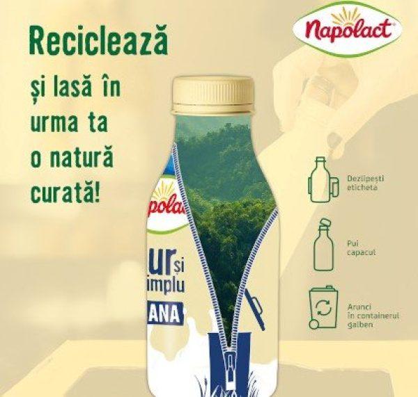 Napolact Eco Ambalaj Crop