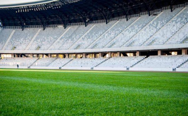 Gazon Cluj Arena Dupa Untold