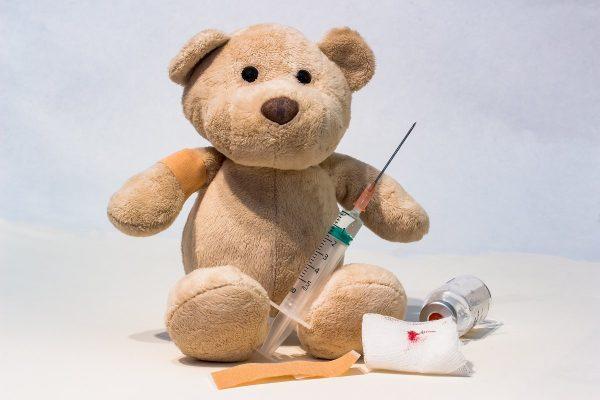 injection, disposable syringe, needle