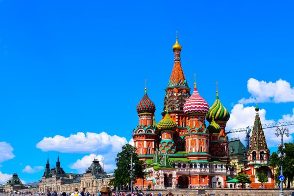 moscow, st basile, red square
