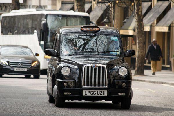 taxi, cab, traffic