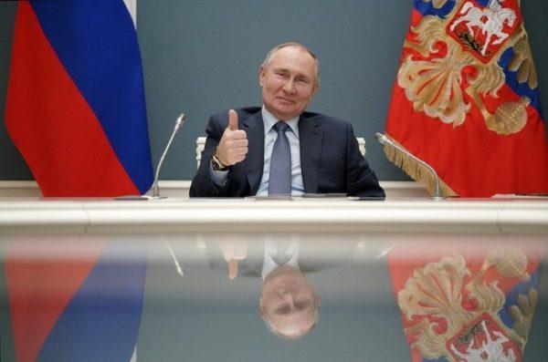 Vladimir Putin Tw2